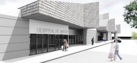 Una exposición de los avances en el nuevo hospital de Ancud se llevo a efecto este miércoles 17