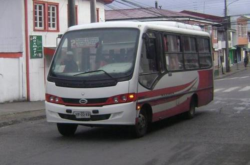 Solicitan recorrido de buses para el sector de calle Lillo los dias sábados