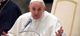 Papa Francisco se refiere situación que vive Chile por desastres naturales