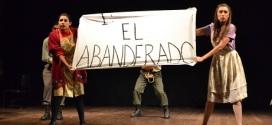 """Teatro Nacional Chileno presenta la obra de teatro """"El Abanderado"""""""