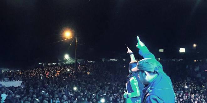 """Más de 10 mil personas asistieron a la primera jornada del Festival """"Voy Pa´Quellón"""""""