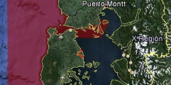 Se decretó cierre para extracción de mariscos en nuevo sector de la provincia