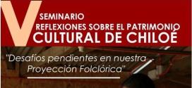 Red de Cultura de Chiloé abordará proyección folclórica en seminario