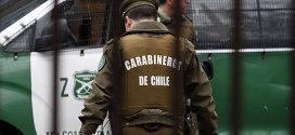 Dos individuos detenidos por robo en Villa Guarelo