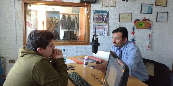 Seremi de Gobierno analizó escenario de elecciones municipales