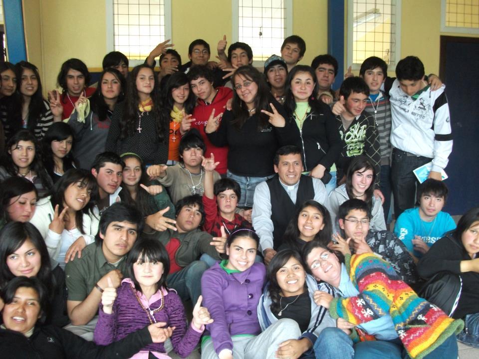 Más de un millar de jóvenes participaron de la Caminata Juvenil ...