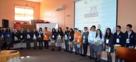 72 estudiantes dieron a conocer sus investigaciones científicas en Puerto Montt
