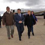 Michelle Bachelet en Chiloe