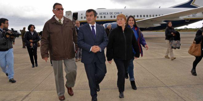 Presidenta reafirmó que Quellón tendrá su nuevo hospital