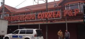 Millonario robo afectó a supermercado en Ancud