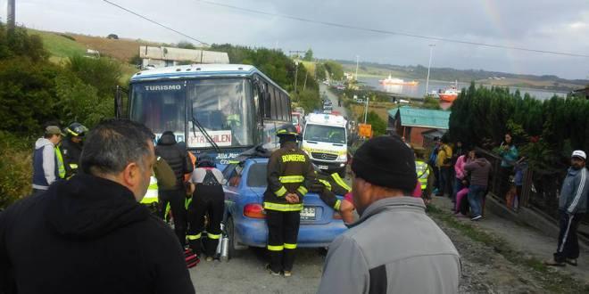 Un hombre falleció en accidente ocurrido este martes en Chacao