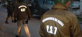Fiscalización deja dos personas acusadas por tráfico de drogas