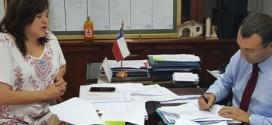 Constitución, región del Maule recibirá ayuda de Castro en salud y donaciones